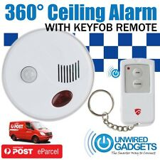 NEW WIRELESS SENSOR ALARM FOR USE WITH PEPPER SPRAY SECURITY SAFETY SELF DEFENCE