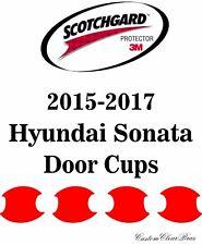 3M Scotchgard Paint Protection Film Pre-Cut Fits 2015 2016 2017 Hyundai Sonata