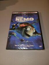 Finding Nemo (Dvd, 2003, 2-Disc Set) Brand New Sealed!