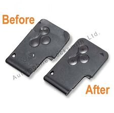 For Renault Megane Scenic Clio 3 Button Remote Key Card Repair Refurbish Service