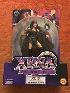 NIB NEW RARE Xena Warrior Princess Warrior Huntress Xena Doll