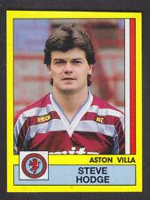 PANINI-CALCIO 87 - # 34 Steve Hodge-Aston Villa