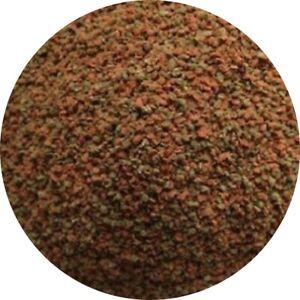 Fischfutter Granulat Rot/Grün Barschgranulat Diskus Zierfischgranulat 2 mm 1 kg