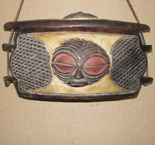 Nice African Songye Kuba Luba Congo Hand Carved Jewelry Box Treasures Container