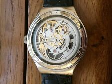 SWATCH Irony STAINLESS STEEL SWISS MADE OROLOGIO.