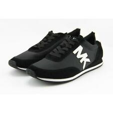 Zapatos planos de mujer negro Michael Kors ante