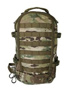 Military Army Hiking Hunting Tactical MOLLE MULTICAM Camo Day Backpack Pack