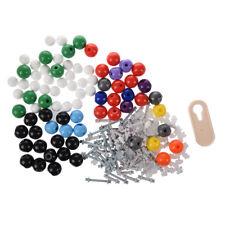 Molecular Model Set Kit - General And Organic Chemistry /Plastic Case T2V7