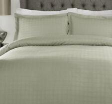 Linge de lit et ensembles moderne avec un motif Carreaux en 100% coton