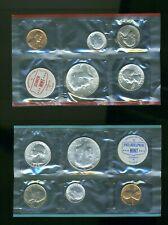 Mint 1977 Uncirculated Coin Set w// CoA Packet Set of 5 U.S