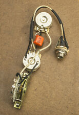 Telecaster 4 Way Wiring Harness Upgrade for Tele-CTS-Orange Drop-Switchcraft