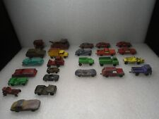 Large Lot Of TootsieToy MidgeToy & Others- Cars and Trucks 25 Pieces Total