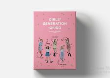 K-POP GIRLS' GENERATION 2020 SEASON'S GREETINGS [ DESK CALENDAR+DIARY+DVD&PB ]