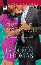 Five Star Attraction (The Alexanders of Beverly Hills), Thomas, Jacquelin, Good