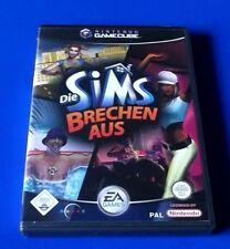 Los Sims romper de (Nintendo GameCube, 2003, DVD-box)