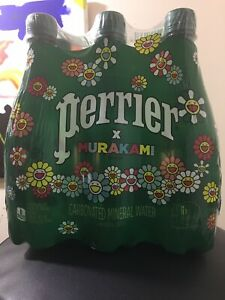 Perrier X Murakami Limited Edition