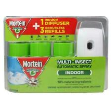 Mortein Naturgard Indoor Multi Insect System Odourless Set - Green/White