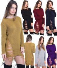 Maglioni da donna senza marca lana