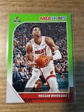 2019-20 Panini NBA Hoops GREEN PARALLEL #196 Hassan Whiteside