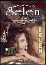 SELEN: SOGNANDO SELEN - DVD NUOVO E SIGILLATO, PRIMA STAMPA INTEGRALE, RARA!