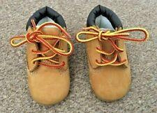 Zapatos Timberland cuna infantil del bebé Calzado-Rosa Todas Las Tallas