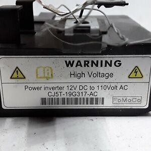 13 14 15 16 Ford C-Max Escape power inverter CJ5T-19G317-AC OEM
