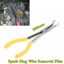 "O-shape 55# Steel Spark Plug Wire Removal Plier 11"" Cable Clamp Car Repair Tool"
