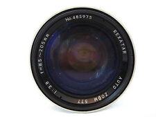 Rexatar Auto Zoom 1:3.8 f=85-205mm 577 Lens