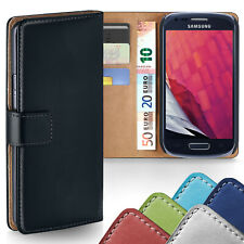 360 Grados Funda Protectora para Samsung Galaxy S3 Mini Estuche con Tapa Full