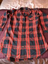 Next Checked Long Sleeve Girls' T-Shirts & Tops (2-16 Years)