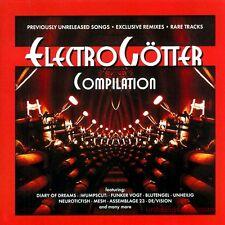 ELECTROGÖTTER - CD - (Wumpscut, Unheilig, SITD, Blutengel, Unheilig,..)