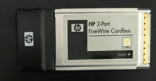 HP 2 Port FireWire Cardbus