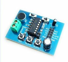 ISD1820 Voice Record Module Sound Recorder Playback Module W/ Microphone 3~5V