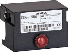 Ölfeuerungsautomat Steuergerät LOA24 171B27 Ersatz für Buderus BE und weitere