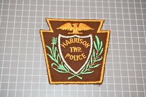 Harrison Township Pennsylvania Police Department Patch (US-Pol)