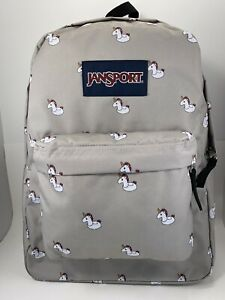 JANSPORT T50158Z Unicorn Superbreak Backpack / Book Bag