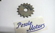 pignone corona catena denti 16 garelli moto d'epoca ciclomotore trasmissione