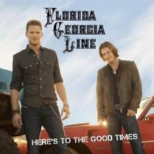 Florida Georgia Line - Here's To The Good Times (NEW CD)