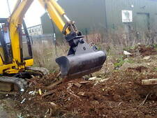 "48"" 2 to 4 ton excavator Tilting grading bucket"