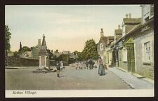 Rutland KETTON Village early PPC pre 1919