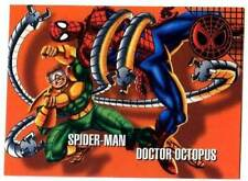 SUPER HEROS MARVEL CARTE EN RELIEF : SPIDER-MAN OCTOPUS