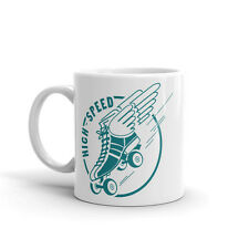 Roller Derby Skates High Quality 10oz Coffee Tea Mug #5593