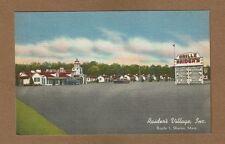 Sharon,MA Massachusetts Raider's Village,Inc. 46 Motel units,grille,