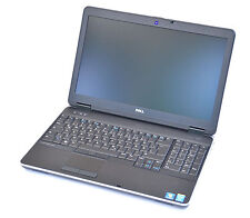 "Dell Latitude E6540 Intel i7 4800MQ 2.7Ghz 8GB 256GB SSD 15.6"" Win 10"