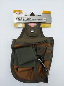 Bucket Boss 54120 Rear Guard with Flap Fit