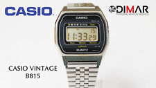 VINTAGE CASIO B815 QW.155 JAPAN AN 1980