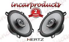 "Hertz Uno X130 13cm 5.25"" Coaxial 2 way Car Audio Stereo Speaker 160w"