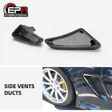 For Porsche 06-12 Caymans 987 Boxster S EP Style Carbon Type 2 Side Vents