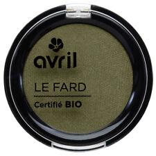 Fard à paupières Marécage Certifié Bio Vegan Naturel Cosmétique Ecologique AVRIL