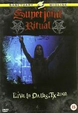 SUPERJOINT RITUAL - Live In Dallas,TX 2002  DVD